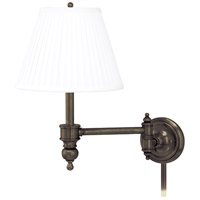 Chatham 1 Light Distressed Bronze Wall Sconce Wall Light
