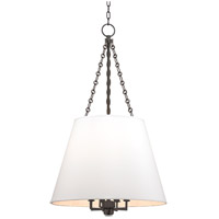 Burdett 8 Light 22 inch Old Bronze Pendant Ceiling Light