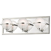 Axiom LED 18 inch Polished Nickel Bath Vanity Wall Light