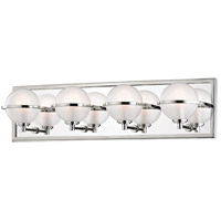 Axiom LED 24 inch Polished Nickel Bath Vanity Wall Light