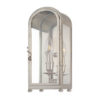 Hudson Valley Lighting Oxford 1 Light Wall Sconce in Polished Nickel 6471-PN