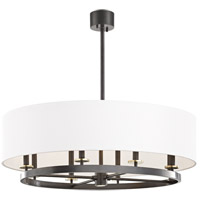Durham 8 Light 39 inch Aged Old Bronze Pendant Ceiling Light