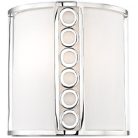 Hudson Valley 6700-PN Infinity 2 Light 10 inch Polished Nickel Wall Sconce Wall Light