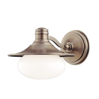 Hudson Valley Lighting Lawton 1 Light Bath And Vanity in Antique Nickel 6701-AN