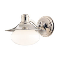Lawton 1 Light 10 inch Polished Nickel Bath And Vanity Wall Light