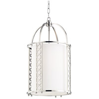 Infinity 4 Light 14 inch Polished Nickel Pendant Ceiling Light