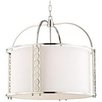 Hudson Valley 6724-PN Infinity 8 Light 24 inch Polished Nickel Pendant Ceiling Light