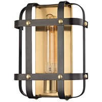 Hudson Valley 6901-AOB Colchester 1 Light 9 inch Aged Old Bronze Wall Sconce Wall Light