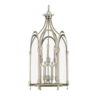 Hudson Valley Lighting Annadale 9 Light Pendant in Polished Nickel 6918-PN photo thumbnail