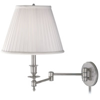 Hudson Valley 6921-SN Ludlow 1 Light 11 inch Satin Nickel Wall Sconce Wall Light