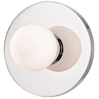 Taft LED Polished Nickel ADA Wall Sconce Wall Light, Opal Matte