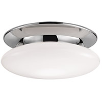 Hudson Valley Lighting Irvington LED Flush Mount in Polished Chrome 7015-PC