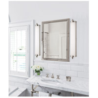 Hudson Valley 708-PN Nichols LED 15 inch Polished Nickel Bath Vanity Wall Light alternative photo thumbnail