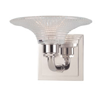 Hudson Valley Lighting Hamlin 1 Light Bath And Vanity in Polished Nickel 7181-PN