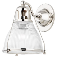 Haverhill 1 Light 8 inch Polished Nickel Wall Sconce Wall Light