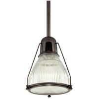 Hudson Valley Lighting Haverhill 1 Light Pendant in Old Bronze 7308-OB photo thumbnail