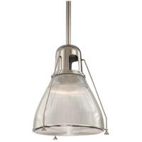 Hudson Valley 7311-PN Haverhill 1 Light 12 inch Polished Nickel Pendant Ceiling Light