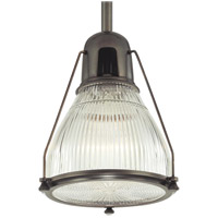 Hudson Valley Lighting Haverhill 1 Light Pendant in Old Bronze 7315-OB