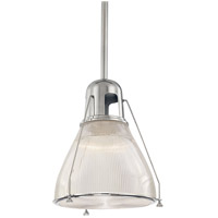 Hudson Valley Lighting Haverhill 1 Light Pendant in Polished Nickel 7315-PN