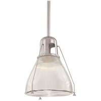 Hudson Valley Lighting Haverhill 1 Light Pendant in Satin Nickel 7315-SN