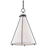 Hudson Valley 7316-OB Eldridge 1 Light 16 inch Old Bronze Pendant Ceiling Light