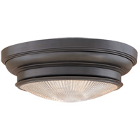 Woodstock 1 Light 9 inch Old Bronze Flush Mount Ceiling Light