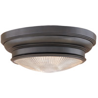 Woodstock 3 Light 16 inch Old Bronze Flush Mount Ceiling Light