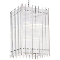 Hudson Valley 7519-PN Wooster 8 Light 19 inch Polished Nickel Pendant Ceiling Light