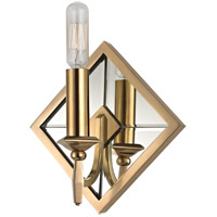Hudson Valley 7601-AGB Colfax 1 Light 8 inch Aged Brass Wall Sconce Wall Light