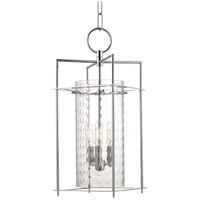 Esopus 3 Light 9 inch Polished Nickel Pendant Ceiling Light
