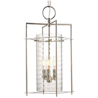 Hudson Valley Lighting Esopus 4 Light Pendant in Polished Nickel 7612-PN