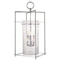 Hudson Valley Lighting Esopus 6 Light Pendant in Polished Nickel 7615-PN