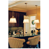 Hudson Valley 7711-AGB Orchard Park 1 Light 15 inch Aged Brass Pendant Ceiling Light alternative photo thumbnail