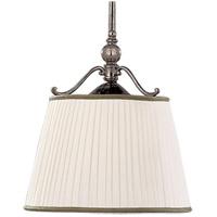 Hudson Valley 7711-HN Orchard Park 1 Light 15 inch Historic Nickel Pendant Ceiling Light