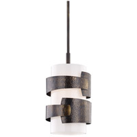 Hudson Valley 7813-DB Lanford 1 Light 13 inch Distressed Bronze Pendant Ceiling Light