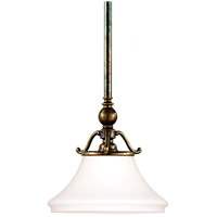 Hudson Valley Lighting Orchard Park 1 Light Pendant in Historic Bronze 7821-HB