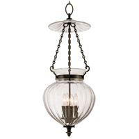 Hudson Valley Lighting Gardner 4 Light Pendant in Old Bronze 784-OB