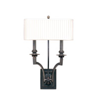 Hudson Valley Lighting Mercer 2 Light Wall Sconce in Old Bronze 7902-OB