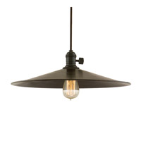 Hudson Valley Lighting Heirloom 1 Light Pendant in Old Bronze 8001-OB-ML1