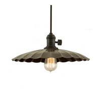 Hudson Valley Lighting Heirloom 1 Light Pendant in Old Bronze 8001-OB-ML3