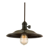 Hudson Valley Lighting Heirloom 1 Light Pendant in Old Bronze 8001-OB-MS2