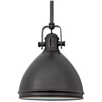 Hudson Valley Lighting Marion 1 Light Pendant in Old Bronze 8008-OB