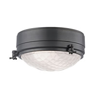 Hudson Valley Lighting Belmont 2 Light Flush Mount in Old Bronze 8009-OB
