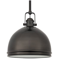 Hudson Valley Lighting Marion 1 Light Pendant in Old Bronze 8011-OB photo thumbnail