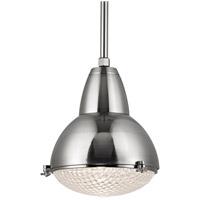 Hudson Valley 8117-SN Belmont 1 Light 20 inch Satin Nickel Pendant Ceiling Light