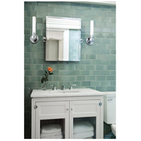 Hudson Valley 821-SN Cornwall 1 Light 5 inch Satin Nickel Bath And Vanity Wall Light alternative photo thumbnail