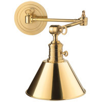 Hudson Valley 8322-AGB Garden City 1 Light 8 inch Aged Brass Wall Sconce Wall Light