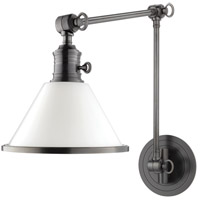 Hudson Valley 8333-OB Garden City 1 Light 8 inch Old Bronze Wall Sconce Wall Light