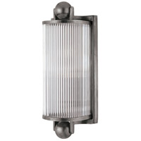 Mclean 1 Light 13 inch Antique Nickel Bath And Vanity Wall Light