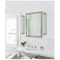 Hudson Valley 853-PN Mclean 4 Light 30 inch Polished Nickel Bath And Vanity Wall Light alternative photo thumbnail
